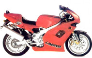 1997-98 Laverda 750 S Carenato Parts Book FREE