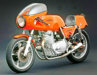 1975 Laverda 750 SFC Electronica Parts Book FREE