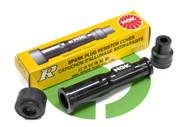 73202031 Laverda Spark Plug Cap NGK SB05F 8080 Black