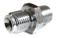 3/70100AC Adaptor Male M10x1.0 x 1/8BSP Concave
