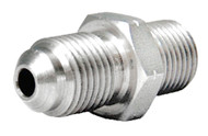 M10x1 Male Adaptor Stainless 3/60100AS