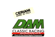 61953010 Decal Black Ceriani Sticker
