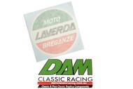 61953305 Decal Round Moto Laverda Breganze Pro