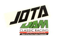 61916632 Decal Sticker 'JOTA' Black