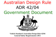 Australian Design Rule ADR 42-04