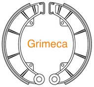 47102002 Brake Shoes 230x30 Grimeca