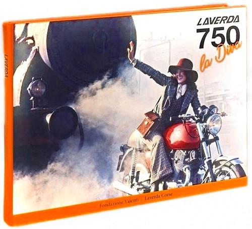 Book Laverda 750 La Diva