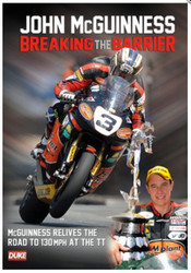 John McGuinness-Breaking The Barrier DVD