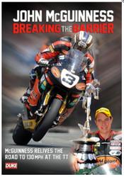 John McGuinness-Breaking The Barrier DVD