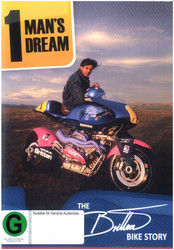 THE BRITTEN BIKE STORY-ONE MANS DREAM