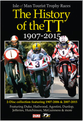THE HISTORY OF TT (1907 to 2015)