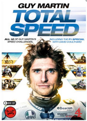 GUY MARTIN - TOTAL SPEED 3 DVD BOX SET