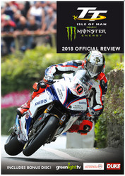 TT REVIEW 2018 (ISLE OF MAN TT OFFICIAL REVIEW) - DVD