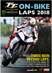 TT ISLE OF MAN ON BIKE LAPS 2018