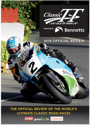 CLASSIC TT ISLE OF MAN OFFICIAL REVIEW 2018
