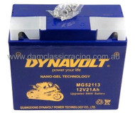 BATTERY MG52113 Dynavolt