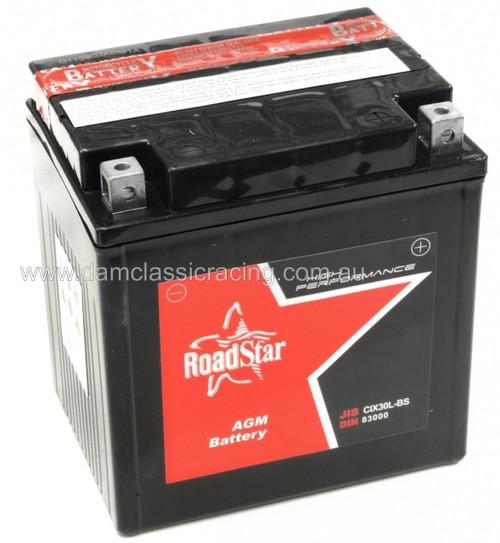 Laverda MTF AGM Battery