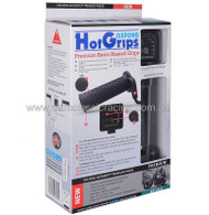 Heating handlebar grips