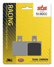 SBS 519DCC Dual Carbon Classic Race Pads 05/P32 Caliper