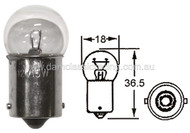 Turn Signal Indicator Bulb 12V 21W SMALL Head
