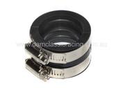 Mikuni MCMS40/40 40mm Rubber Sleeve Manifold