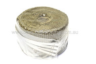 Exhaust Wrap Fibreglass MILITARY 50mm x 1.5mm x 3m