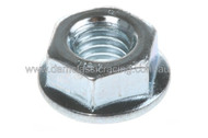 M6 Hex Flanged Nut