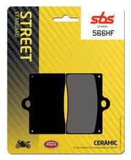 SBS 566HF Ceramic Pads 30/34 Caliper