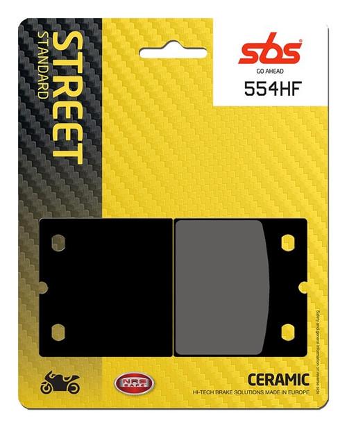 SBS 554HF Ceramic Pads 09 Caliper