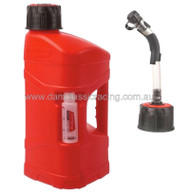 Polisport PROOCTANE Fuel Can 10lt With Hose 75-846-46H
