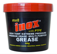 INOX Grease MX8 500gm Tub