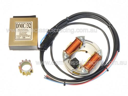 DMC/32 Ignition for Laverda with Alternator Upgrade