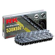 RK Chain 530XSO Grey 114L