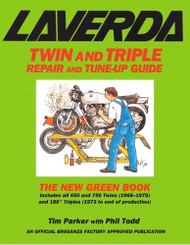 Laverda Green Book. Laverda Twins and Triples Repair and Tune Up Guide