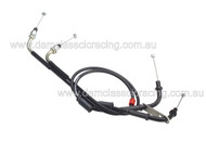 THROTTLE CABLE FOR DOMINO RACING XM2