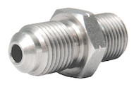 M10x1.25 MALE ADAPTOR - CHROME 3/60125AC