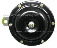 Vintage Horn Black 12V 100mm