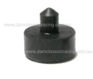Rubber Bumper for Laverda seat base 23x10.5mm