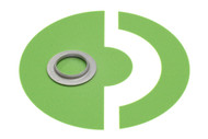 33270046 Disc under Laverda valve spring 3C
