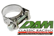 37121000.1 Exhaust Pipe Clamp stainless/zinc 35mm