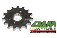 41211071 Front Sprocket 530 for 500 models (2 Hole) 15T