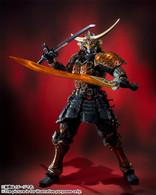 S.I.C. Kamen Masked Rider Gaim Orange Arms Action Figure