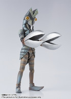 S.H.Figuarts Alien Baltan Action Figure