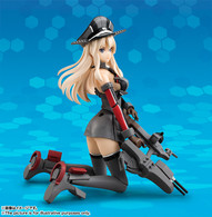 Armor Girls Project Bismarck drei Action Figure