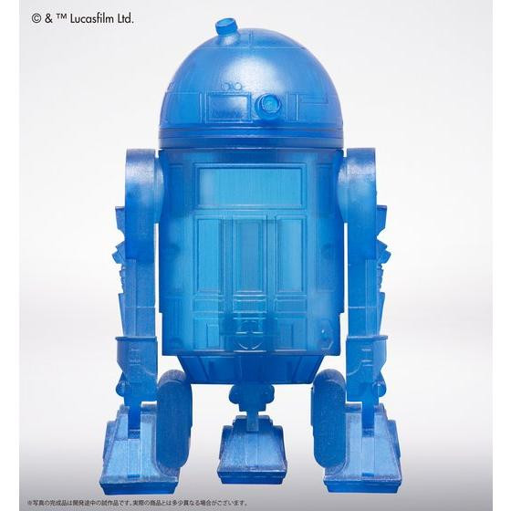 Star Wars Name Mark Stand R2-D2 PB Limited SET