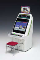 Astro City Arcade Machine SEGA TITLES Plastic Model