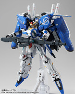 Metal Robot Spirits Ka signature SIDE MS Ex-S Gundam Action Figure