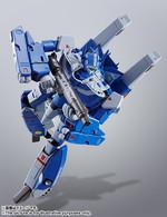 HI-METAL R VF-1J Super Valkyrie (Maximilian Jenius Machine) Action Figure