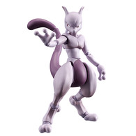 Variable Action Heroes Pokken Tournament Mewtwo