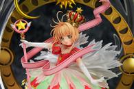 Sakura Kinomoto: Stars Bless You 1/7 PVC Figure